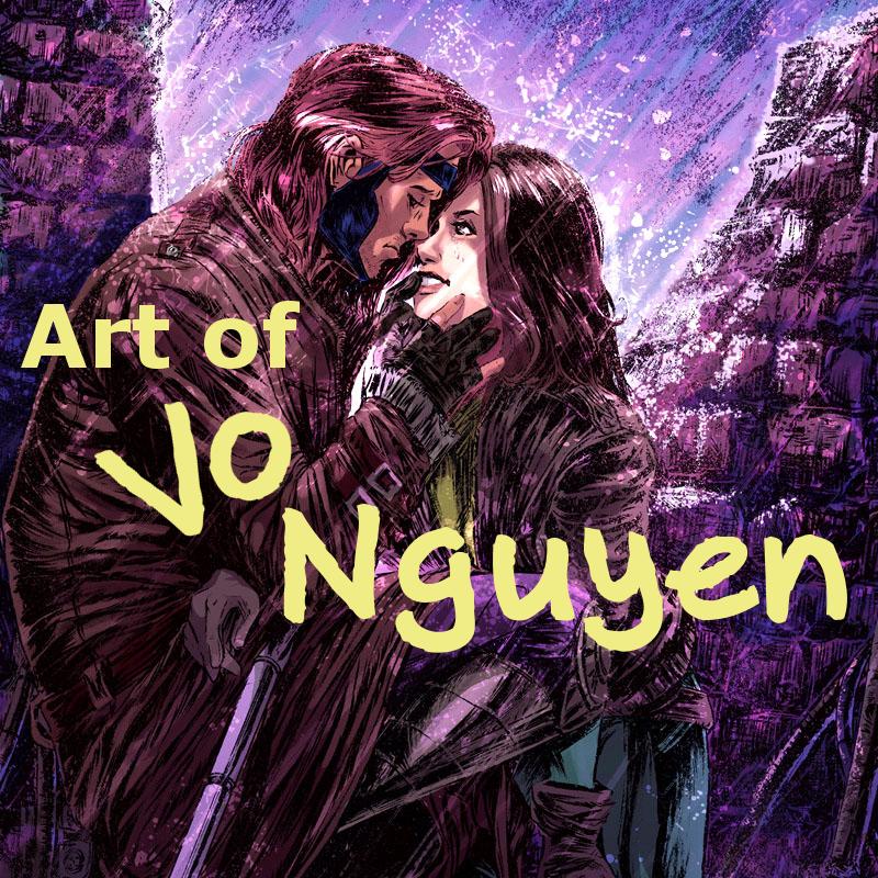 Art of Vo Nguyen